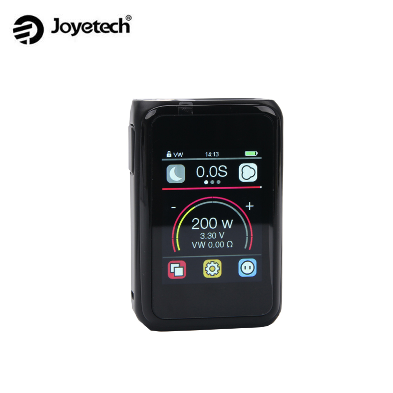 Original Joyetech Cuboid Pro 200W Box Mod Touch Screen TC 2.4 inch E-Cigarettes MOD joyetech cuboid pro touch screen tc mod page 6