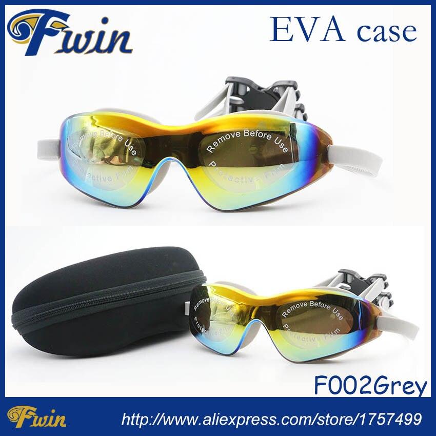 Latest high quality anti fog swim eyewear font b swimming b font goggles
