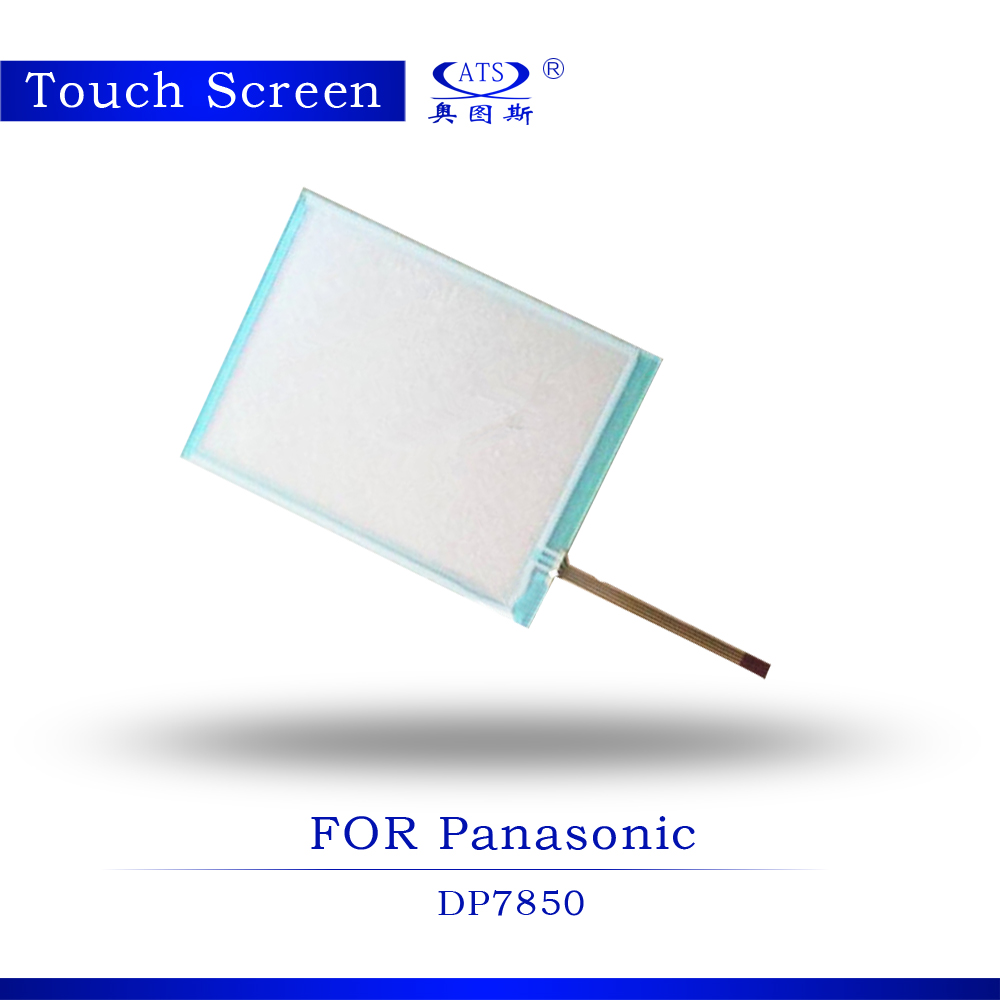 1PCS Photocopy machine Touch Screen For Panasonic DP7850 Copier parts touch screen panel Copier Machine bakkotie 2017 new autumn baby boy casual shoes khaki genuine leather black kid girl brand flat shoes soft sole breathable child