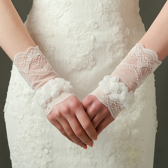 2016 Metros de Comprimento flores de renda Vestido Noiva Casamento Acessórios Do Casamento Do Laço Nupcial