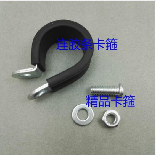 Steel # Ground Clamp 150 Amp m6 Connector For Cable Shoes Del