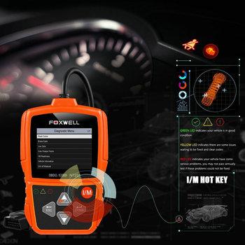 Engine Fault Code Reader Diagnostic Tool