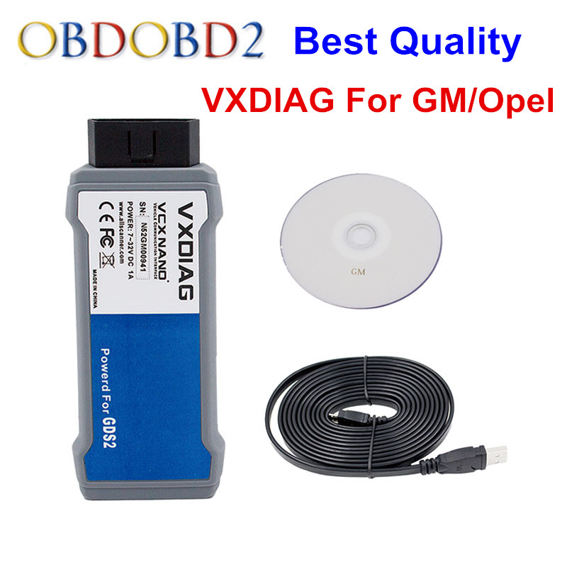Original VXDIAG VCX NANO For GM/Opel GDS2 and TIS2WEB Diagnostic/Programming System Free Shipping 2016 vxdiag vcx nano for land rover and jaguar ssd v141 support all protocols 2 in 1 diagnostic tool for diesel