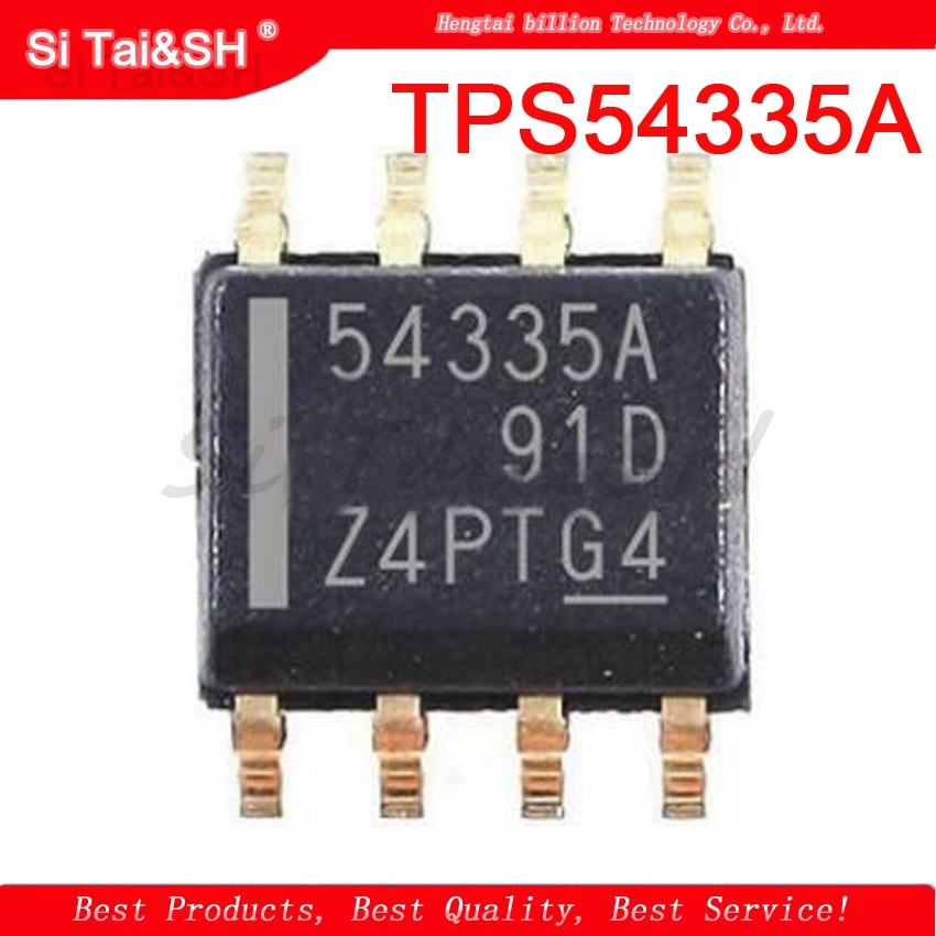 5pcs  TPS54335A 54335A TPS54335 SOP8