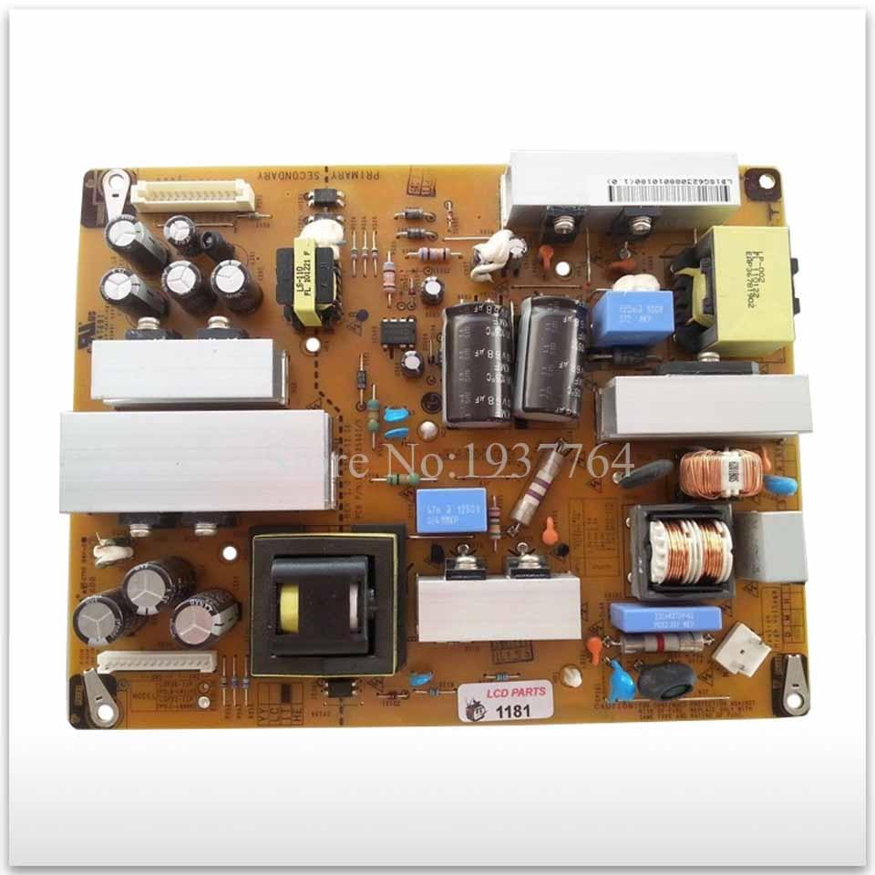 Original 32LD320 32LD325C-CA power supply board LGP32-11P EAX63985401/5 original 32lh20rc ta power supply board lgp32 10pi eax62106801 2