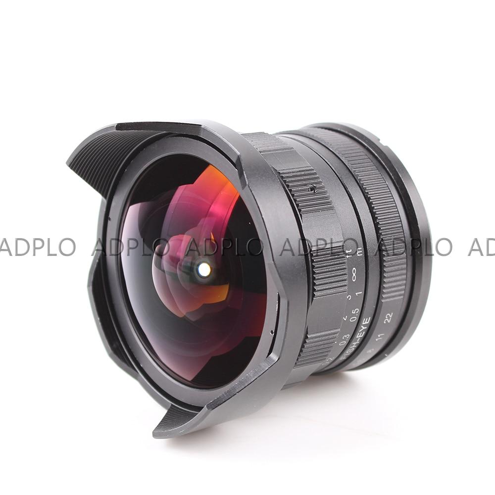 APS-C CL-Mil7528N 7.5mm F2.8 Fish-eye groothoeklens voor Fujifilm FX - Camera en foto - Foto 3