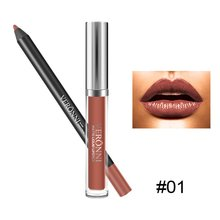 Multi-fuction Lipliner Pencil Women Sexy Lips Makeup Professional Waterproof  Pencil Long Lasting Lip Gloss Make Up Cosmetic