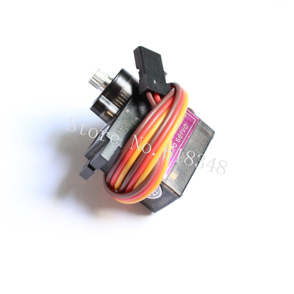 5pcs Genuine TowerPro 9g Servo MG90S Micro Motor Digital