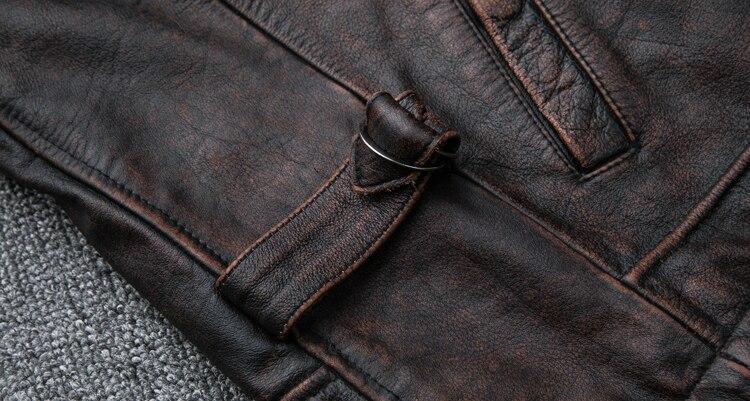 HTB1GYYFE7KWBuNjy1zjq6AOypXaE MAPLESTEED Brand Amekaji Motor Biker Style Men Leather Jacket Black Red Brown Cowhide Vintage Jackets Men Winter Coat 5XL M100