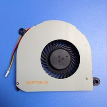 New cpu Laptop cooling fan para DELL para Inspiron 17R N7010 KSB0505HA Série Notebook Cooler Radiador Computador de Substituição(China)