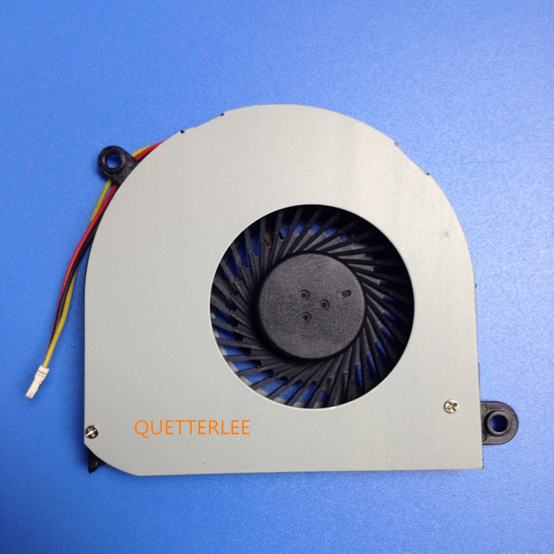 New Laptop Cpu Cooling Fan For DELL For Inspiron 17R N7010 KSB0505HA Series Notebook Cooler Radiator Computer Replacement