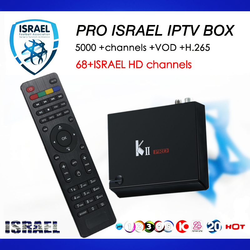 Mecool KIII PRO TV Box Amlogic S912 Octa core DVB T2+IPTV Israel Nordic UK Germany French Sweden Europe M3U smart TV set top Box