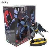 ARTFX + Статуя Бэтмен мультсериала 1/10 шкала предварительно окрашенный комплект фигура модели 19 см KT3784