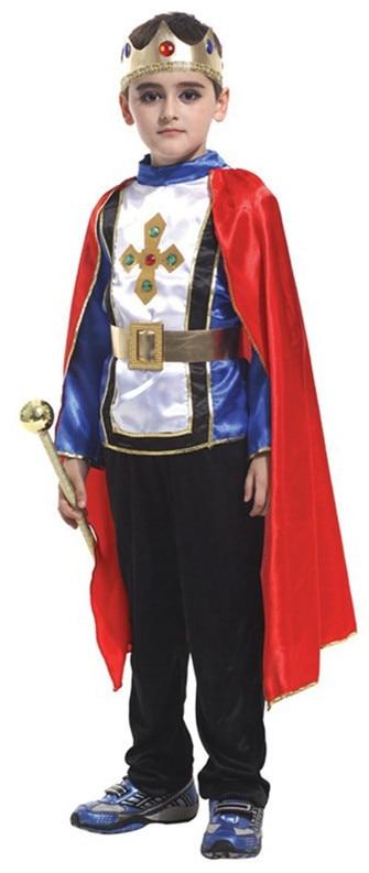 King Costume 3