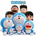 Doraemon плюшевые малыш игрушки мультфильм мягкой тканью Suffed куклы рождественский подарок для детей S10