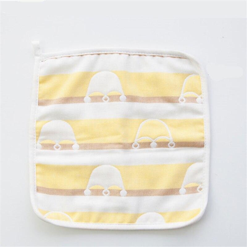 VERATI Sześciowarstwowy ręcznik w kształcie kwadratu z ręcznikiem - Opieka nad dzieckiem - Zdjęcie 4