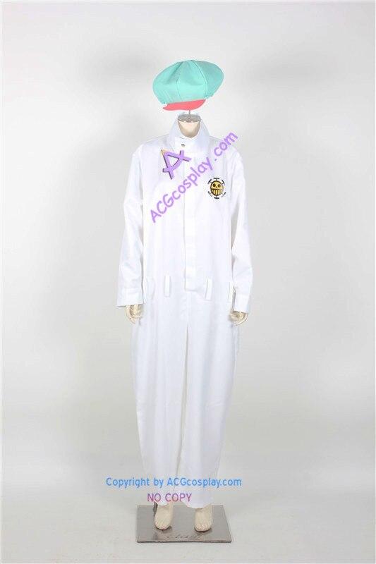 One Piece Heart Pirate Shachii Cosplay - Կարնավալային հագուստները - Լուսանկար 1