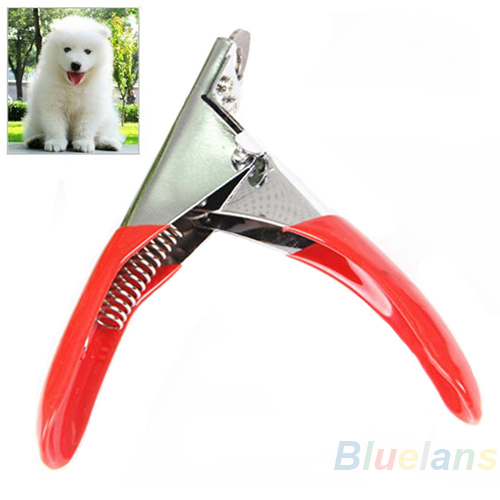 Pet Nail Clippers Cutter for Dogs Cats Birds Guinea Pig Animal Claws Scissor Cut Product Sale 01VG 3H9V