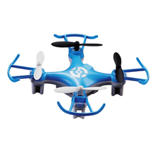 X6 Mini Rc Quadcopter Headless Mode Drone Radio-control 2.4G 4CH 6Axis Nano Helicopter Drone Remote Control Toy For  Kid Gift
