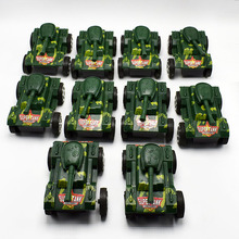 1Pcs New Plastic Armored Vehicles Pull Back Tank Car Model Toy for Boy Kid Gift de l