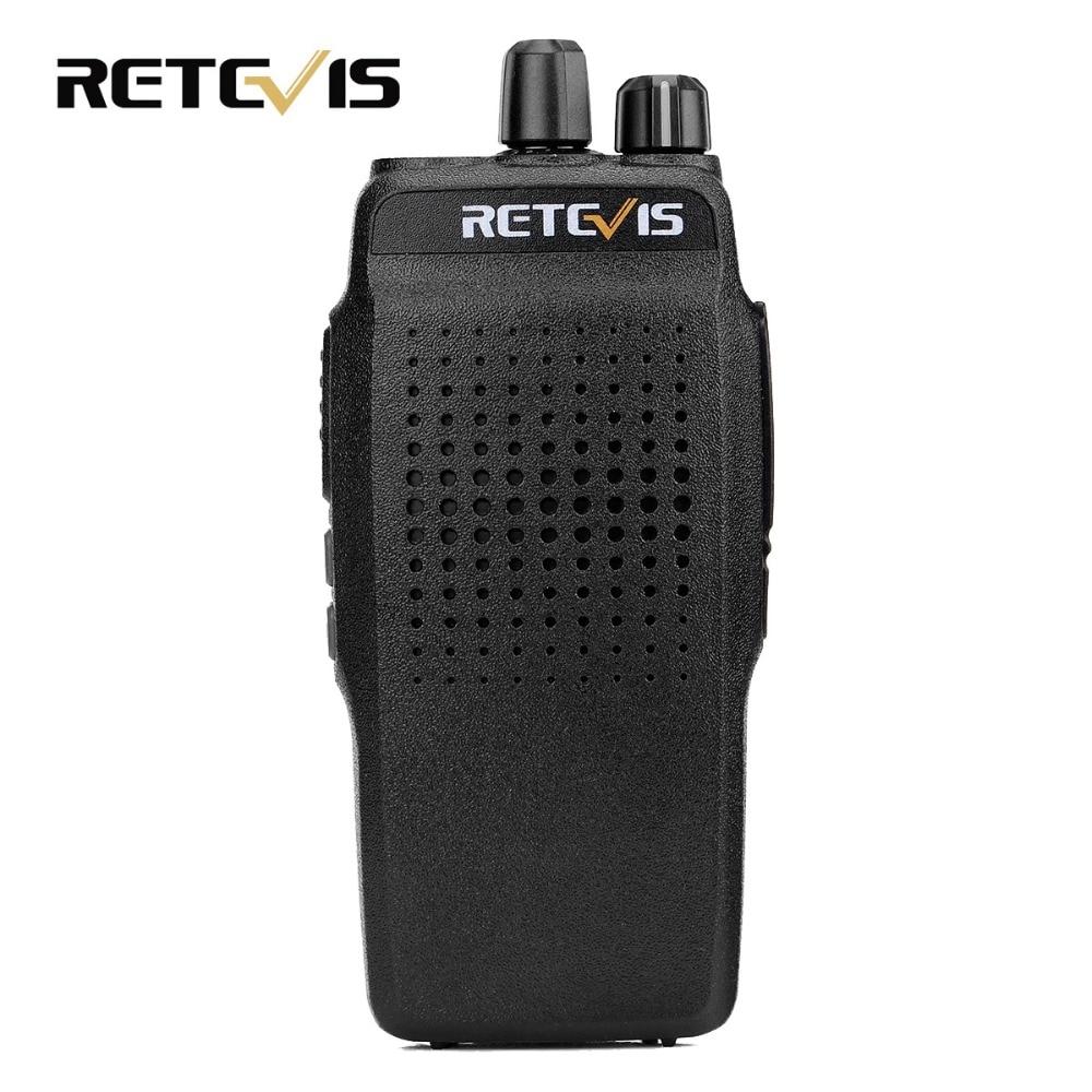 10W Walkie Talkie Retevis RT26 UHF 400-470MHz VOX Scan Hand-held Two Way Radio Communicator