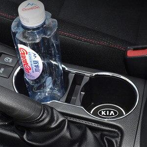 Image 5 - Housse de dessous de verre antidérapant en Pvc, pour Renault Opel Lada Vw Ford Toyota Chevrolet Kia Skoda Volvo Suzuki Hyundai bmw, 1 pièce