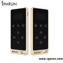 Symrun RUIZU X05 HIFI MP3 Player 8GB Touch Button Lossless Sound 1.1 inch Screen Support FM,E-Book Recording Music Player