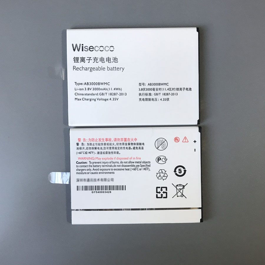 In Stock NEW AB3000BWMC 3000mah For Philips Xenium I928 Battery + Tracking Number