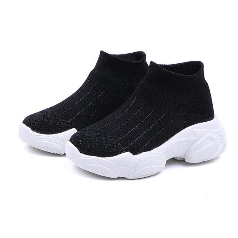 MHYONS Girls Sneaker Socks Casual-Shoes Kids Children Boys Running Anti-Slippery