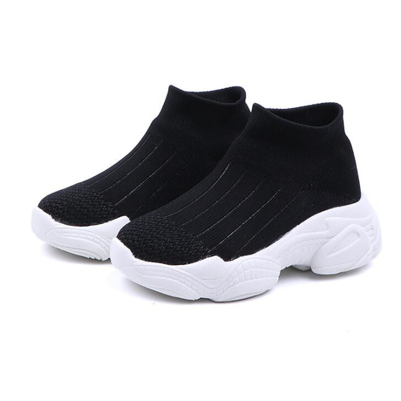 MHYONS Children Casual Shoes Girls Sneaker For Running Boys Casual Shoes Outdoor Anti-Slippery Fly Knit Kids Socks Shoe Sneaker MHYONS Children Casual Shoes Girls Sneaker For Running Boys Casual Shoes Outdoor Anti-Slippery Fly Knit Kids Socks Shoe Sneaker