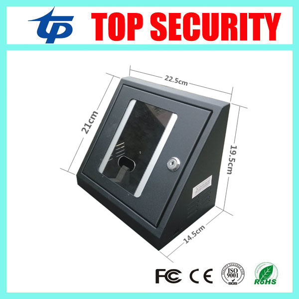 ZK VF300 VF360 VF380 VF500 VF560 VF580 VF600 VF680 face time attendance and access control waterproof protect box safety cover