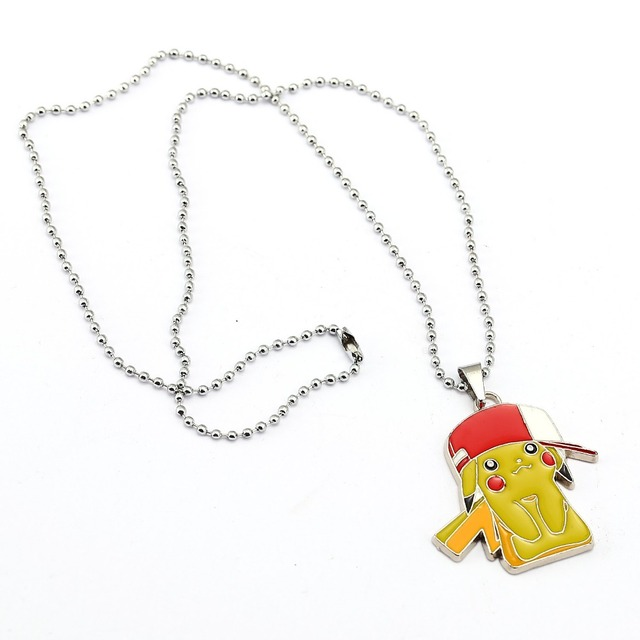 Pikachu Necklace