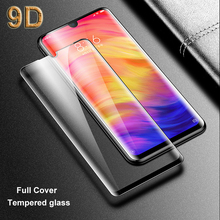9D Tempered Glass for Xiaomi 9 SE 8 Lite Play Pocophone F1 Screen Protector for Redmi Note 6 Pro Note 7 Pro Mi 7 Red mi Go Black все цены