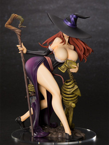 Image 3 - ญี่ปุ่น Orchid Seed มังกร Crown เซ็กซี่ PVC Action Figure 22cm สาวเซ็กซี่ตัวเลขอะนิเมะรุ่นของเล่นของขวัญ