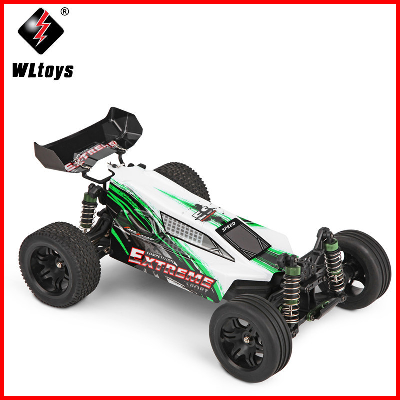 High Speed RC Car 1:12 Scale 2.4G 2WD 35km/h Rechargeable RC Off-road Electric Car RTR RC Cars Vehicle Toy WLTOYS A303 VS A959 2017 new arrival a333 1 12 2wd 35km h high speed off road rc car with 390 brushed motor dirt bike toys 10 mins play time