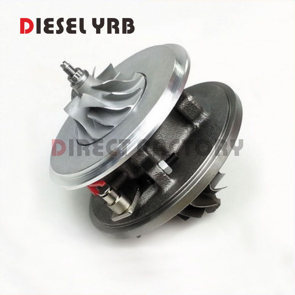 Turbo cartridge GT1749V Turbine CHRA 724930 03G253014H for Skoda Octavia II VW Golf V Passat B6 Touran 2.0 TDI 100 103 Kw garrett turbo charger gt1749v 729325 5003s turbo cartridge 070145701kx 070145701kv turbine chra for vw t5 transporter 2 5 tdi