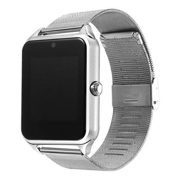 2019 Smart Watch GT08 Plus Metal Clock with Sim Card Slot Push Message Bluetooth Connectivity Android IOS Phone Smartwatch PK S8