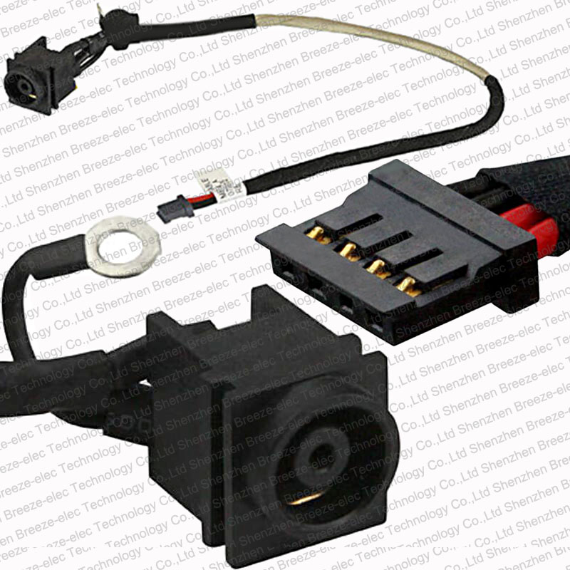 ORIGINAL New Laptop AC DC Power Jack With Cable WIRE CONNECTOR For SONY Vaio VPC CW VPC-CW VPCCW M870 series 073-0101-7324_A free shipping new laptop dc power jack connector cable wire for dell inspiron 15r n5050 n5040 m5040 p n 50 4ip05 101
