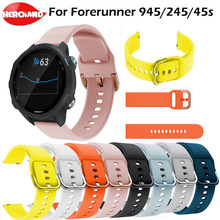 Smart Baaletc For Garmin Forerunner 245 Wristband Replacement Strap Watch Band 245/245M Accessories