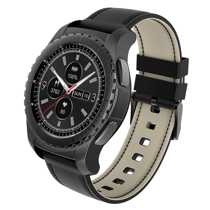 Haweel Heart-Rate-Monitor Phone Smart-Watch MTK2502C Galaxy Samsung Touch-Screen Sport