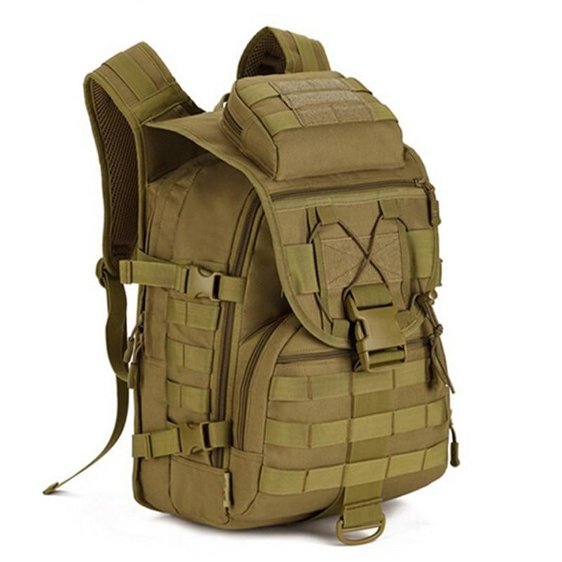 3P Military Assault Pack Backpack Army Molle Bug Out Bag Backpacks 40L Small Rucksack for Hike Travel men waterproof molle trekking bag military 3p tactics backpack knapsack women assault cordura bag packsack man backpacks