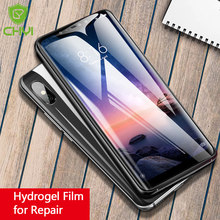 CHYI Hydrogel protective film for xiomi xiaomi redmi note 7 6pro screen protector soft silicon Curved film for redmi 5 plus xiom(China)