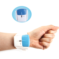 TCM acupuncture medical theory Infrared Anti Snore Wristband Sleeping Watch Stop Snoring Sleep Aid Device