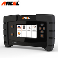 OBD2 New Anecl FX4000 Auto Diagnostic OBD 2 Airbag Engine ABS SAS Gearbox EPB DPF Reset Full System Car Diagnostic Scan Tool OBD