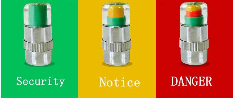 VEELVEE 4PCS Car Tire Valve Caps Pressure Gauge For Peugeot 206 207 208 307 307s 308 308s 406 407 508 2008 3008 4008 Accessories