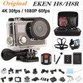 """Câmera Ação H8R H8 4 K quente/30fps câmera Remota VR360 WiFi 2.0 + 0.95 LCD """"pro Câmera ir à prova d' água câmera esporte Capacete navio livre"""