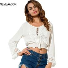 a26f909a175a8 Buy belly shirts lace and get free shipping on AliExpress.com