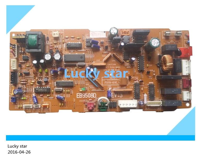 95% new for Air conditioning board circuit board FXYH-KVE.V1 EB9508D EB9507D/E computer board good working 95% new for air conditioning computer board circuit board mdv 250 260 w dps 820 d 2 1 1 1 good working