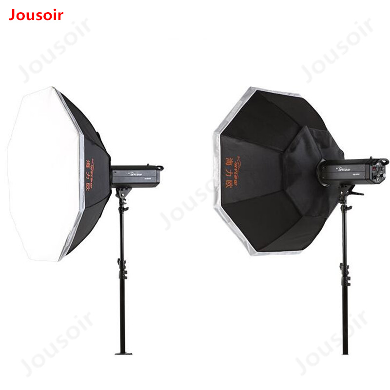 150cm professional Octagonal Softbox soft cover photographic lamp photographic accessories general Mount CD50 T02|Softbox| |  - title=