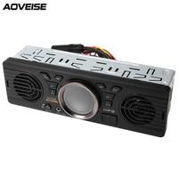AV252B 12V Bluetooth 2.1 + EDR Vehicle Electronics In dash MP3 Audio Player Car Stereo FM Radio with USB/TF Card Port